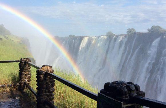 Best of Vic Falls -Okavango Delta