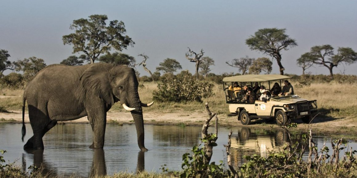 Savuti National Park (Botswana)