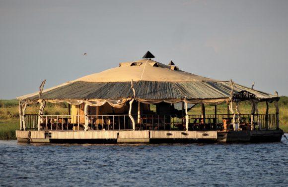 Botswana Mobile Tented Safari