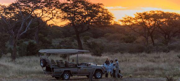 Zimbabwe (Hwange National Park)