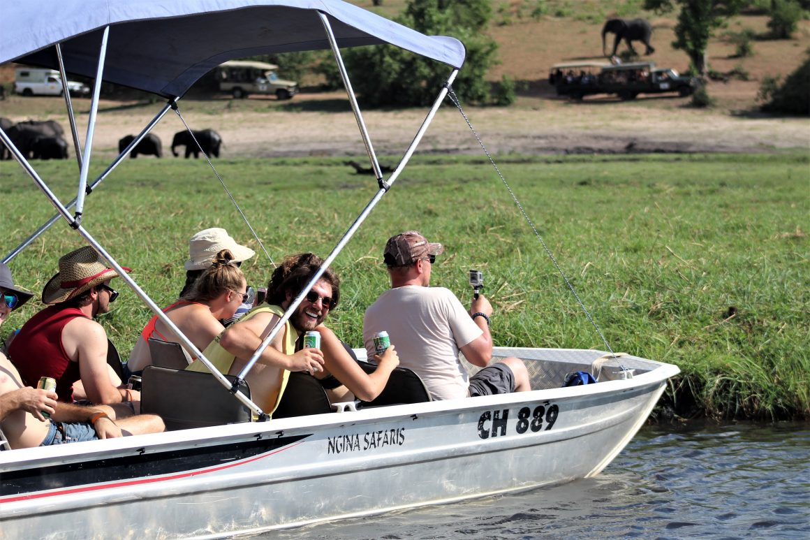 Hwange-Chobe National Park (Private) Package
